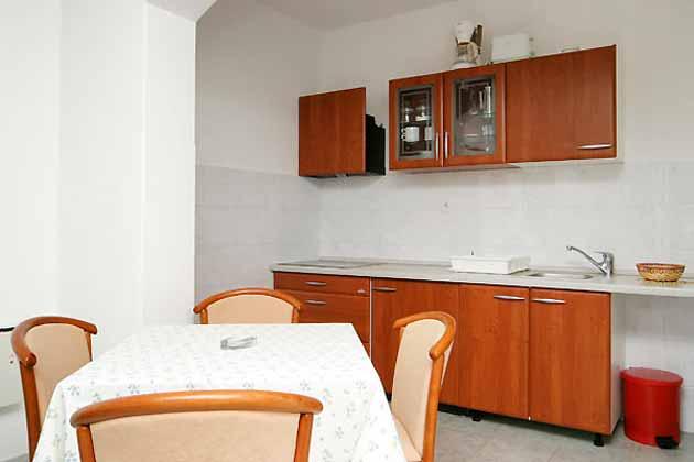 Pucisca Fewo 2 (bis 4 Personen) Küchenzeile