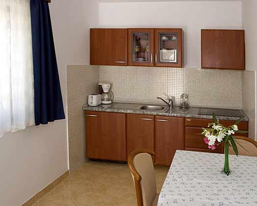 Pucisca Fewo 1 (2 Personen) Küche