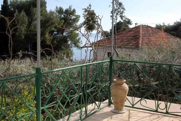 Terrasse zur Meerseite