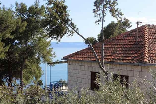 Ferienhaus Dalmatien mit Badeurlaub-Möglichkeit