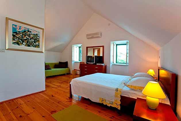 Schlafzimmer 3 im Obergeschoss - Bild 1 - Objekt 138495-9