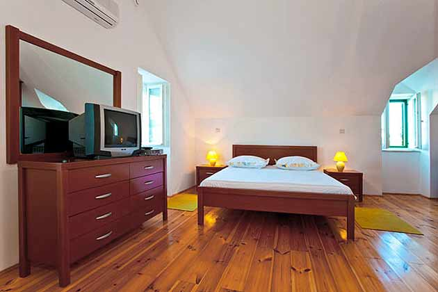 Schlafzimmer 3 im Obergeschoss