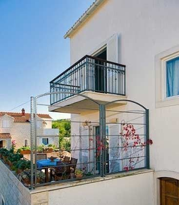 Balkon Villa