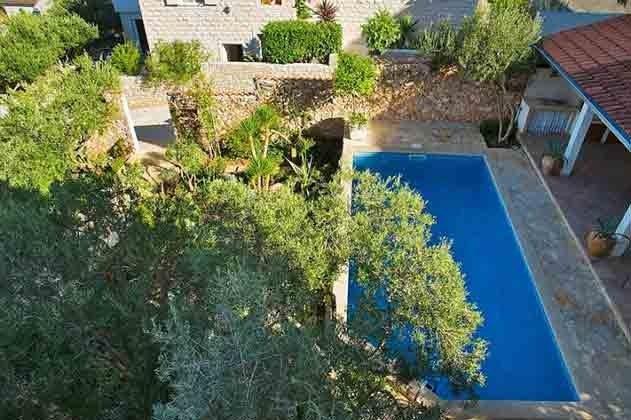 Pool und überdachte Terrasse - Objekt 138495-19