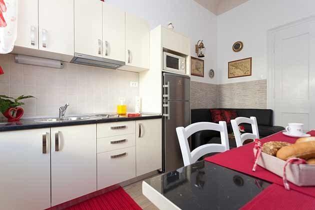 Penthaus Küche