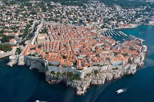 Dubrovniks autofreie Altstadt