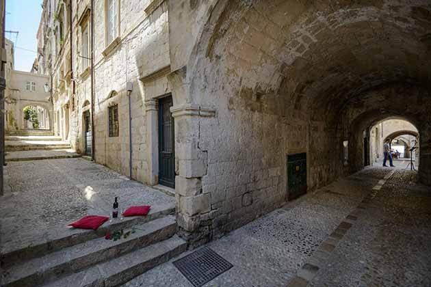 Studio in der historischen Altstadt von Dubrovnik