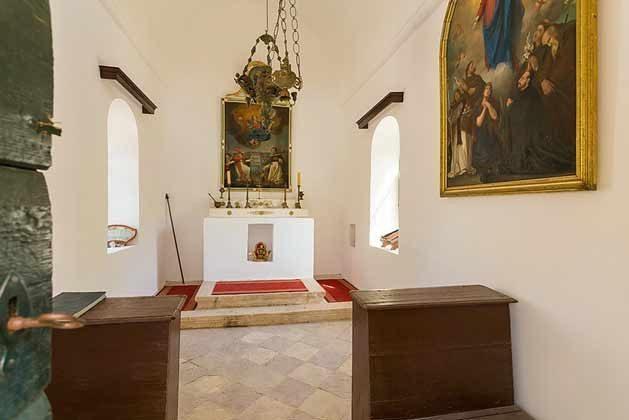 angrenzende Kapelle innen - Objekt 94599-48