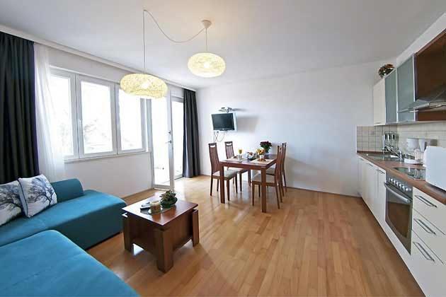 Fewo 1+2  1OG  Wohnküche Beispiel - Bild 2 - Objekt 148641-3