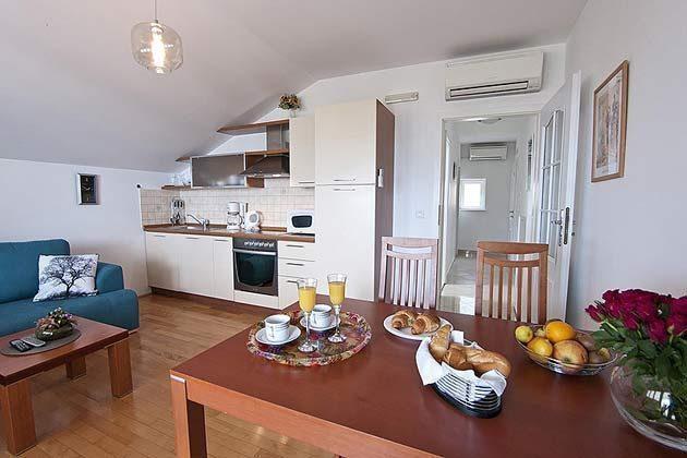 Fewo 3+4  2OG Etage Wohnküche Beispiel - Objekt 148641-3