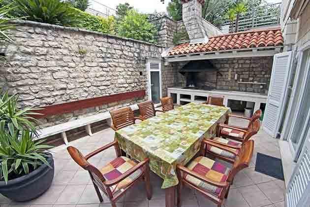 Fewo 5 Terrasse vor der Küche - Objekt 148641-3