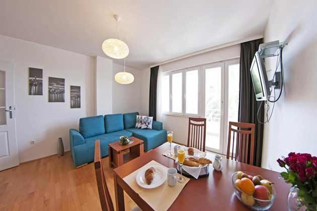 Fewo 1+2  1OG  Wohnküche Beispiel - Bild 1 - Objekt 148641-3