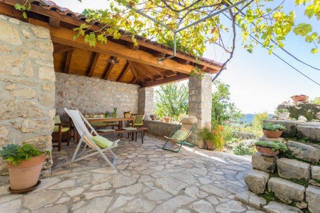 Ferienwohnung Dalmatien mit Parkplatz
