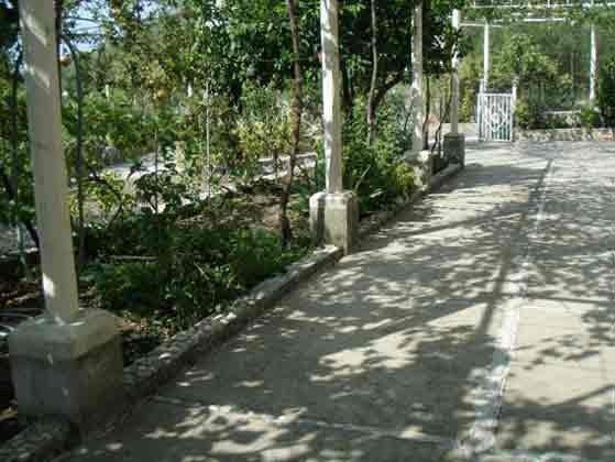 Auffahrt zum Haus Ref 2001-1 Bild 1