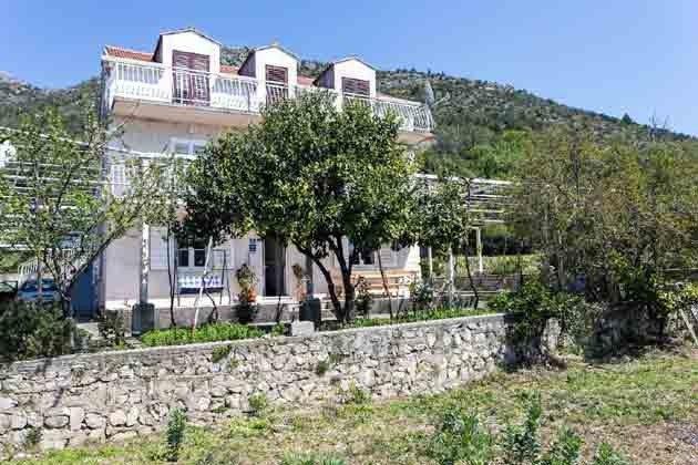 Ferienwohnung Dalmatien mit Garten