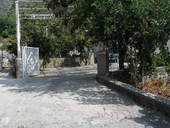 Auffahrt zum Haus Ref 2001-1 Bild 2