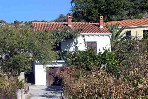 Ferienhaus Dalmatien mit Garten