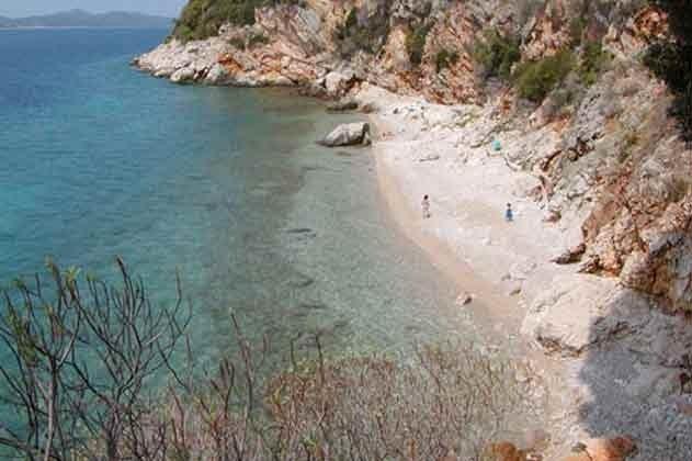kleine Bucht bei Orasac 2001-29