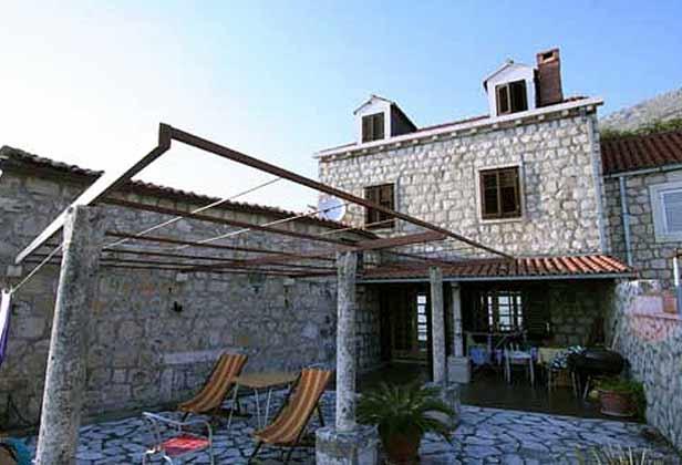 Dubrovnik Mlini Ferienhaus 2001-56 Haus