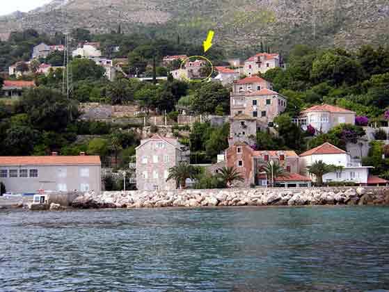 Bild 2 - Kroatien Dubrovnik Mlini Ferienhaus Ref.2001-56 - Objekt 2001-56