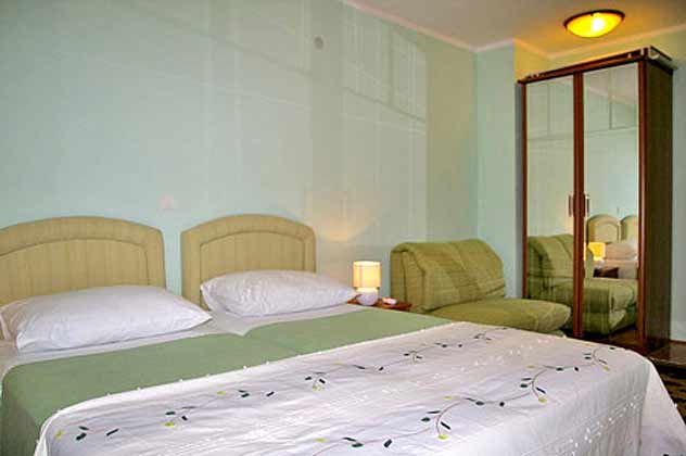 Apartment Grün