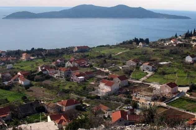 oberer Ortsteil von Orasac - Ref  2001-62