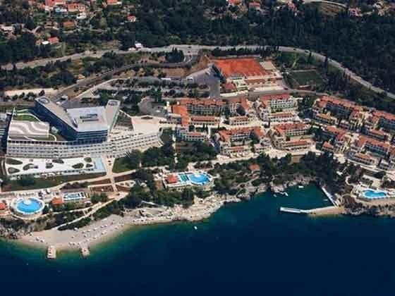 Radisson Blu Resort / Bucht von Orasac - Ref  2001-62