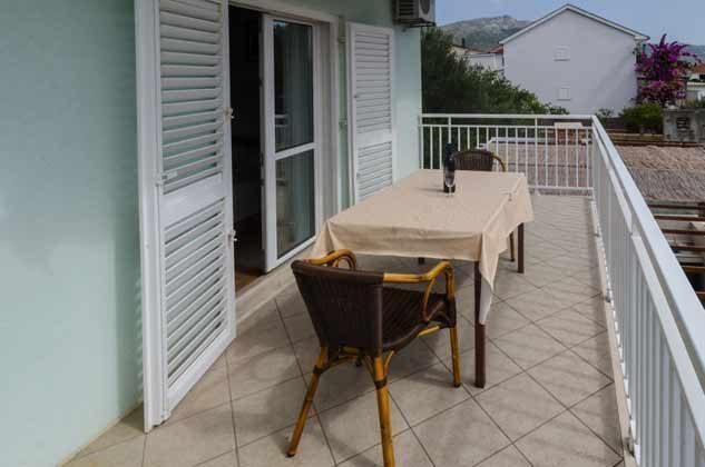 Balkon - Bild 2  - Objekt 2001-80