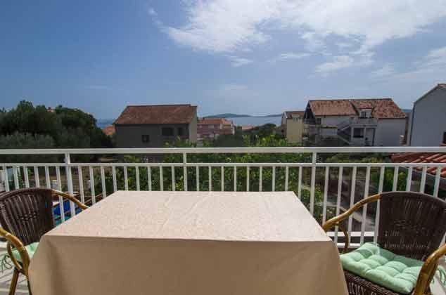 Blick vom Balkon - Objekt 2001-80