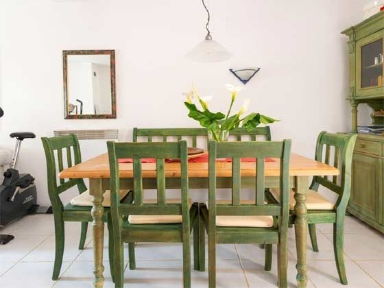 esstisch in der Wohnküche - Objekt 201117-2