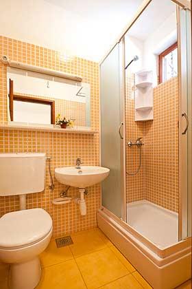 2. Duschbad auf der 1. Etage
