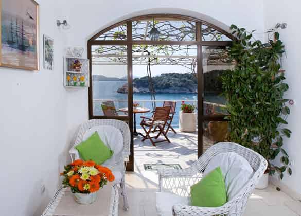 Vorraum Terrasse Erdgeschoss