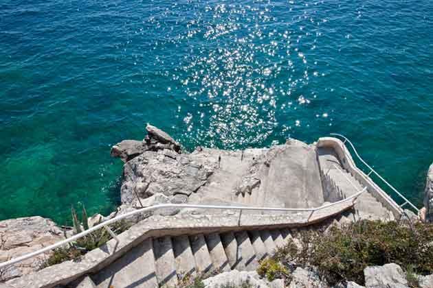 privater Zugang zum Meer - Objekt 156505-1