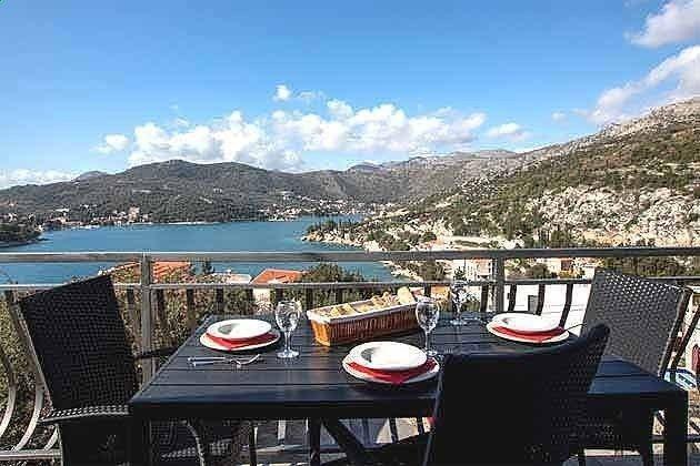 Ferienwohnung Dalmatien mit WLAN