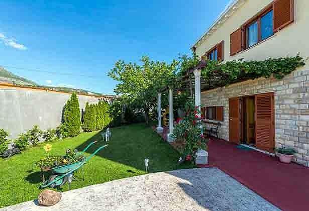 Ferienwohnung Cavtat mit Terrasse und Garten