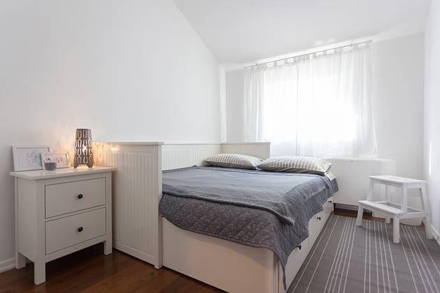 Schlafzimmer 2 mit Ausziehbett