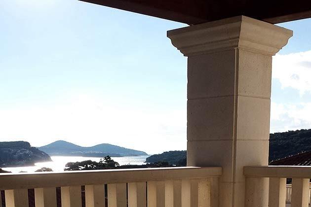 Blick vom Balkon - Bild 1 - Objekt 94599-39
