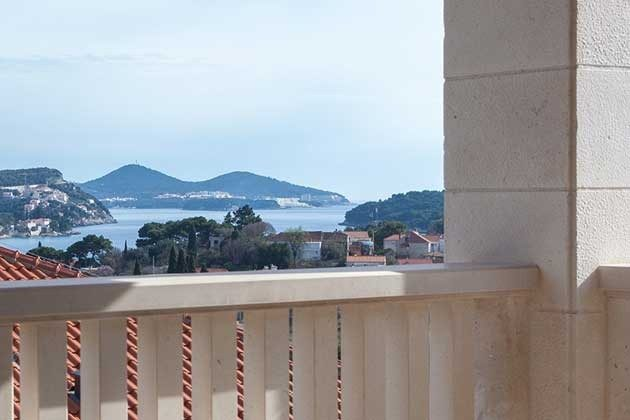 Blick vom Balkon - Bild 2 - Objekt 94599-39