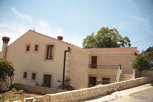 das Haus Straßenseite - Objekt 94599-50