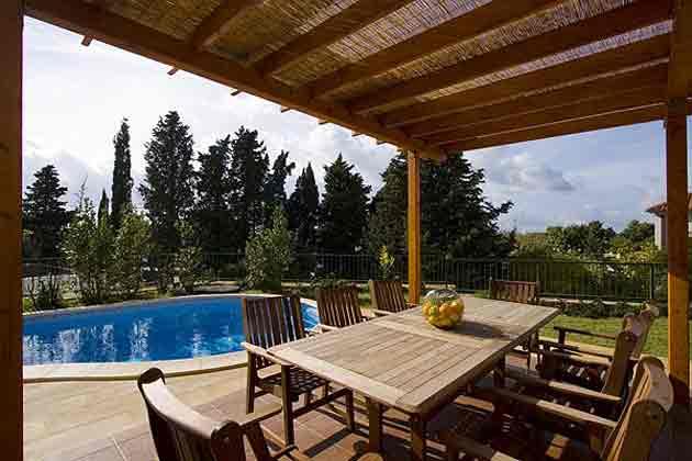 Terrasse und Pool - Bild 1 - Objekt 138495-5