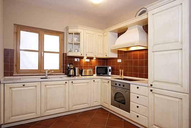 Ferienhaus Liza Küchenzeile