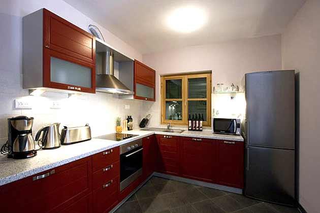 Ferienhaus Dane Küchenzeile