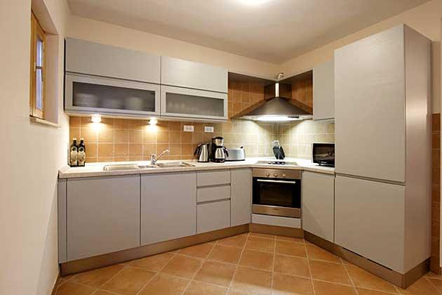 Ferienhaus Cvita Küchenzeile