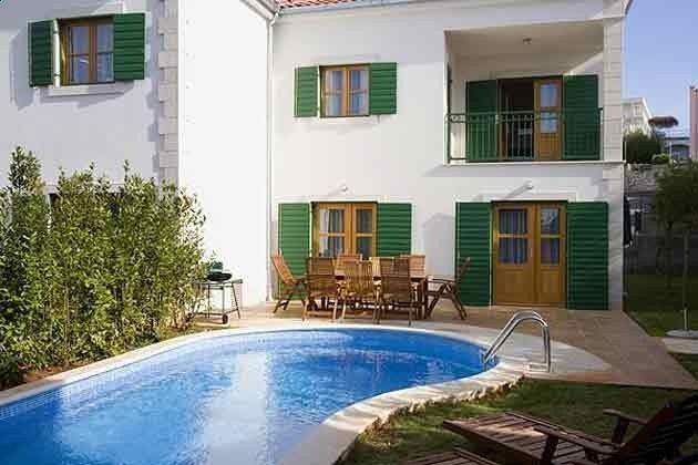 Ferienhaus und Pool - Objekt 138495-8