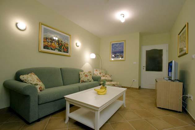 Wohnzimmerbereich - Bild 1 - Objekt 138495-8
