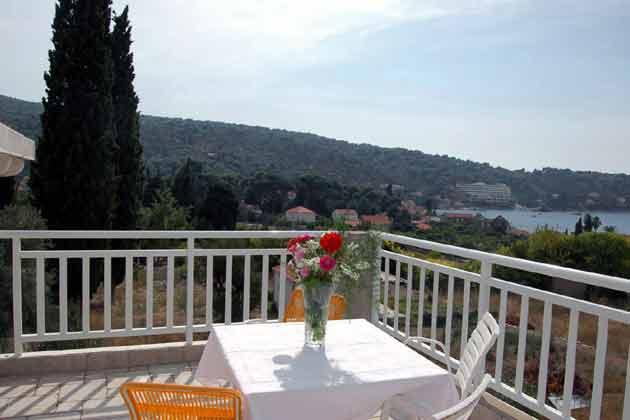 Ferienwohnung Dalmatien mit Badeurlaub-Möglichkeit