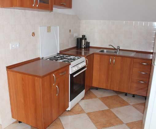 FW 3 (4+2) Küchenzeile - Objekt 2001-72