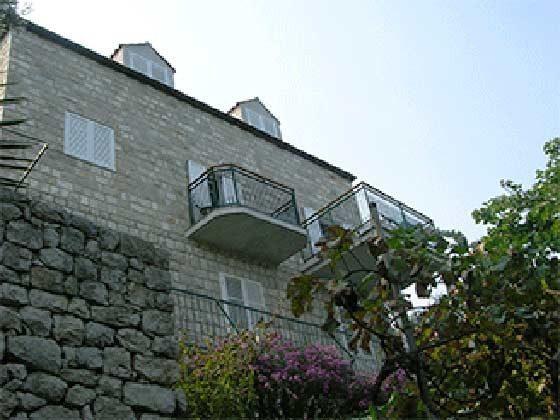 Balkon A1 oben links, A2 oben rechts, A3 unten - Objekt 2001-81
