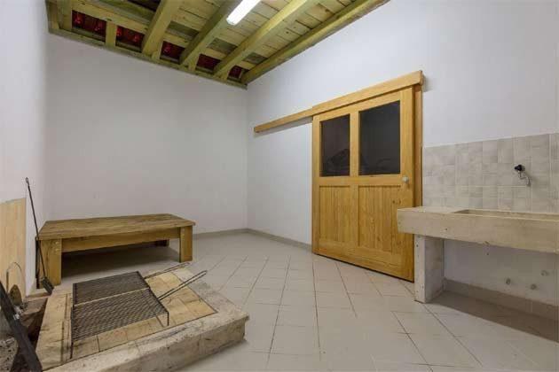 Sommerküche im Nebengebäude - Objekt 138495-30