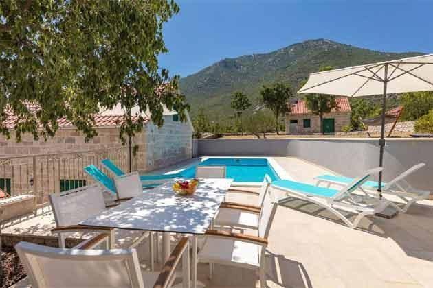 Terrasse und Pool - Objekt 138495-30